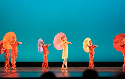 Children's Day at the San Francisco War Memorial Opera House NOW ONLINE